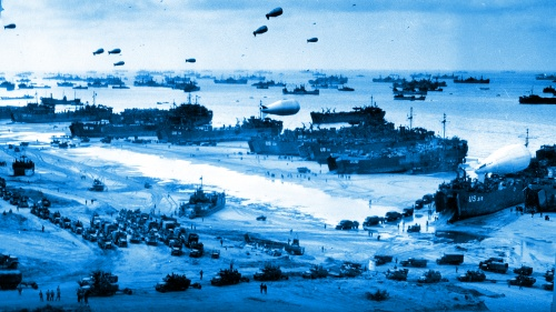 Normandy Invasion June 1944